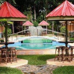Отель Cambriza Suites бассейн фото 2