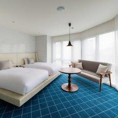 Hotel Edit Yokohama комната для гостей фото 4