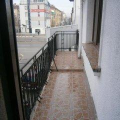 Ivory Tower Hostel София балкон