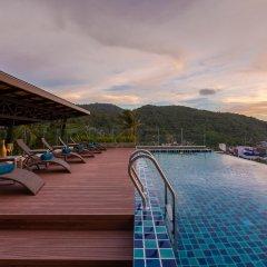 Отель Splendid Sea View Resort пляж Ката