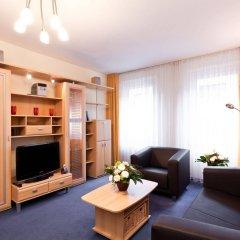 Отель Aparthotel Münzgasse Германия, Дрезден - 3 отзыва об отеле, цены и фото номеров - забронировать отель Aparthotel Münzgasse онлайн комната для гостей фото 2