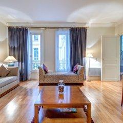 Отель Holiday Apartment in the Centre of Paris Франция, Париж - отзывы, цены и фото номеров - забронировать отель Holiday Apartment in the Centre of Paris онлайн комната для гостей фото 3