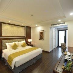Отель Garco Dragon Hotel 2 Вьетнам, Ханой - отзывы, цены и фото номеров - забронировать отель Garco Dragon Hotel 2 онлайн комната для гостей фото 4