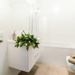 Апартаменты Comfortable Apartment in Warsaw ванная