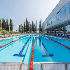 Sport Inn Hotel & Wellness бассейн