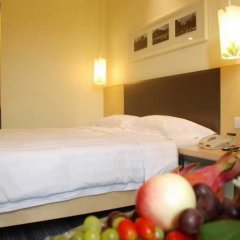 Отель City Inn Happy Valley Chengdu в номере