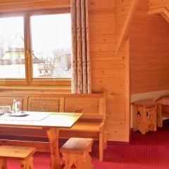 Отель Pensjonat Zakopianski Dwór удобства в номере фото 2