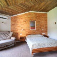 Гостиница Клумба сейф в номере