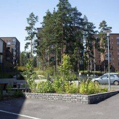 Отель Forenom Serviced Apartments Vantaa Airport Финляндия, Вантаа - отзывы, цены и фото номеров - забронировать отель Forenom Serviced Apartments Vantaa Airport онлайн парковка