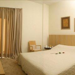 Blue Sea Hotel комната для гостей