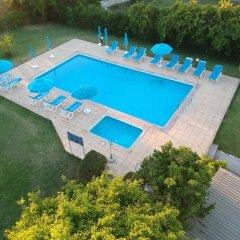 Отель Angelos Studios Греция, Кос - отзывы, цены и фото номеров - забронировать отель Angelos Studios онлайн бассейн фото 2