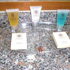 Отель Winchester Grand Hotel Apartments ОАЭ, Дубай - отзывы, цены и фото номеров - забронировать отель Winchester Grand Hotel Apartments онлайн ванная фото 2