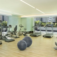 Atana Hotel фитнесс-зал фото 2