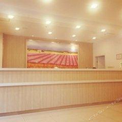 Отель Hanting Hotel (Xi'an Longshou North Road) Китай, Сиань - отзывы, цены и фото номеров - забронировать отель Hanting Hotel (Xi'an Longshou North Road) онлайн интерьер отеля фото 3