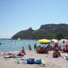 Отель Affittacamere Le Tre stelle пляж