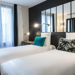 Laz' Hotel Spa Urbain Paris комната для гостей фото 6