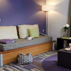 Отель Aparthotel Adagio Paris Buttes Chaumont удобства в номере фото 2