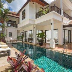Отель Laguna Fairways 60/12 Таиланд, пляж Банг-Тао - отзывы, цены и фото номеров - забронировать отель Laguna Fairways 60/12 онлайн бассейн