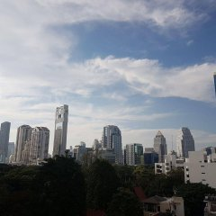 Отель Malaysia Hotel Таиланд, Бангкок - отзывы, цены и фото номеров - забронировать отель Malaysia Hotel онлайн балкон