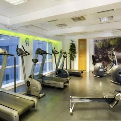 Отель Park Plaza Riverbank London фитнесс-зал фото 2
