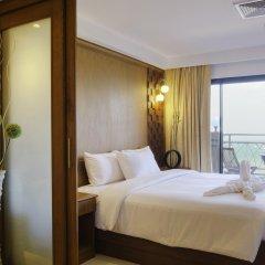 Отель Baywalk Residence Pattaya By Thaiwat комната для гостей фото 3