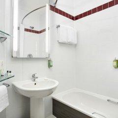 Отель Jurys Inn Liverpool Великобритания, Ливерпуль - отзывы, цены и фото номеров - забронировать отель Jurys Inn Liverpool онлайн ванная фото 2