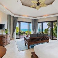 Отель Outrigger Koh Samui Beach Resort Таиланд, Самуи - отзывы, цены и фото номеров - забронировать отель Outrigger Koh Samui Beach Resort онлайн комната для гостей фото 2