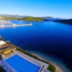 The Doria Hotel Yacht Club Kas Турция, Патара - отзывы, цены и фото номеров - забронировать отель The Doria Hotel Yacht Club Kas онлайн приотельная территория