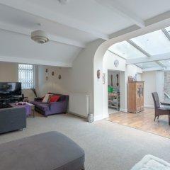 Апартаменты 3 Bedroom Apartment Near Primrose Hill интерьер отеля фото 2