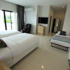 Отель Villa Ozone Pattaya комната для гостей фото 5