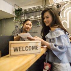 Click Hostel Бангкок спа
