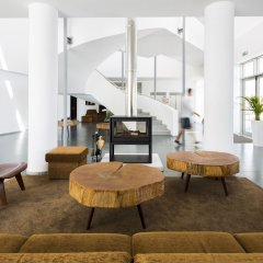 Boticas Hotel Art & Spa интерьер отеля