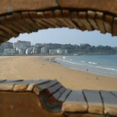 Отель City House Alisas Santander Сантандер пляж
