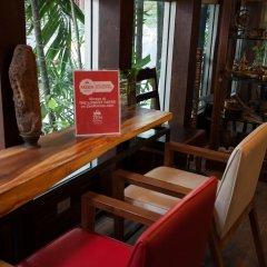 Отель ZEN Rooms Vibhavadee-Rangsit интерьер отеля