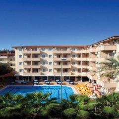 Helios Hotel Турция, Сиде - отзывы, цены и фото номеров - забронировать отель Helios Hotel - All Inclusive онлайн балкон
