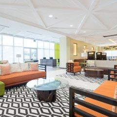 Отель Courtyard by Marriott Kingston, Jamaica Ямайка, Кингстон - отзывы, цены и фото номеров - забронировать отель Courtyard by Marriott Kingston, Jamaica онлайн интерьер отеля фото 2