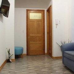 Отель Comodo Y Atractivo Departamento Isa 96 Мехико комната для гостей