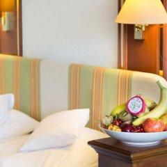 Romantik Hotel Stryckhaus в номере