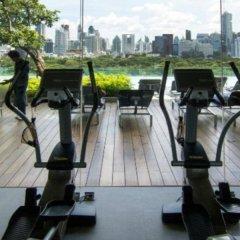 Отель Sofitel So Bangkok Таиланд, Бангкок - 2 отзыва об отеле, цены и фото номеров - забронировать отель Sofitel So Bangkok онлайн фитнесс-зал фото 2