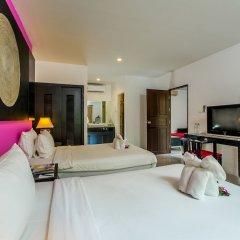 Отель Nai Yang Beach Resort & Spa комната для гостей фото 11