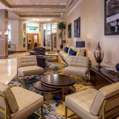 Отель Hyatt Regency St. Louis at The Arch интерьер отеля