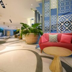 Отель Hue Hotels and Resorts Puerto Princesa Managed by HII Филиппины, Пуэрто-Принцеса - отзывы, цены и фото номеров - забронировать отель Hue Hotels and Resorts Puerto Princesa Managed by HII онлайн интерьер отеля фото 3