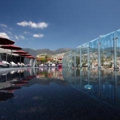 Отель The Vine Hotel Португалия, Фуншал - отзывы, цены и фото номеров - забронировать отель The Vine Hotel онлайн бассейн