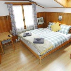Апартаменты Studio Oehrli комната для гостей