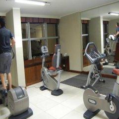 Отель Skyna Hotel Luanda Ангола, Луанда - отзывы, цены и фото номеров - забронировать отель Skyna Hotel Luanda онлайн фитнесс-зал фото 2