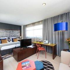 Отель Capri by Fraser, Barcelona / Spain комната для гостей фото 5