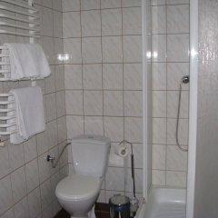 Yalynka Hotel Волосянка ванная