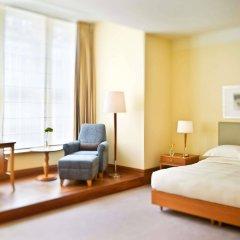 Отель Park Hyatt Hamburg Германия, Гамбург - 1 отзыв об отеле, цены и фото номеров - забронировать отель Park Hyatt Hamburg онлайн комната для гостей фото 2