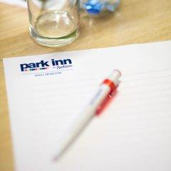 Гостиница Park Inn by Radisson SADU удобства в номере фото 5