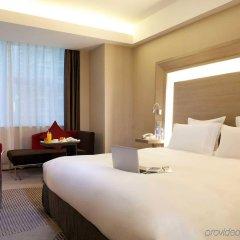 Отель Novotel Shenzhen Watergate Китай, Шэньчжэнь - отзывы, цены и фото номеров - забронировать отель Novotel Shenzhen Watergate онлайн комната для гостей фото 3